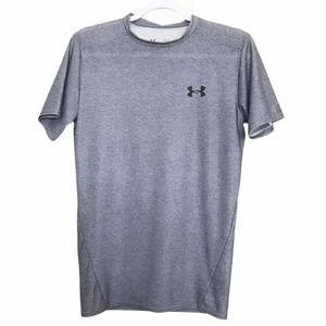 Under Armour Gray Heat Gear Compression Shirt